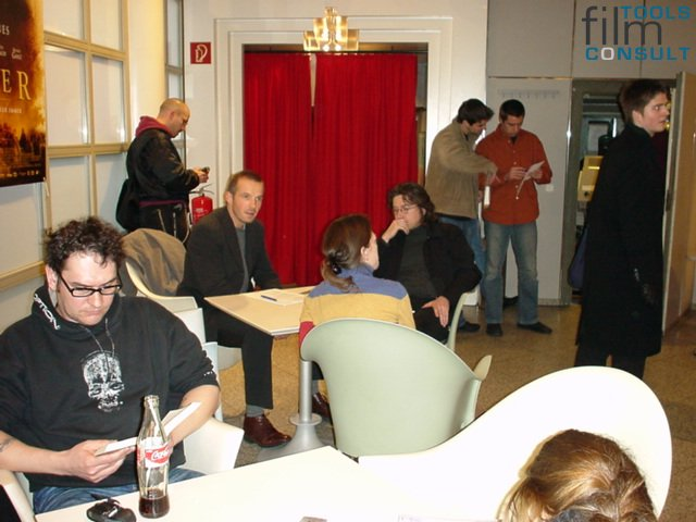 3. AnimationMeeting - 18.12.2003